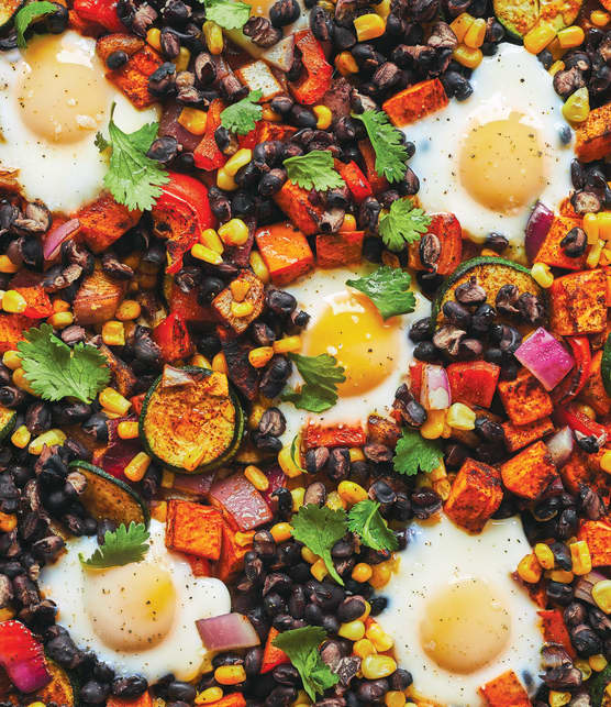 Plaque de légumes à la mexicaine
