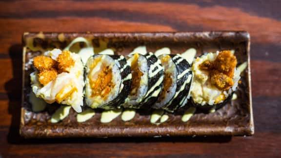 Temaki sushi bar