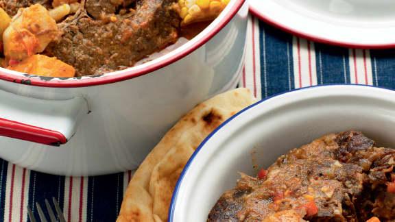 Costa Rica : olla de carne, un bouilli rassembleur