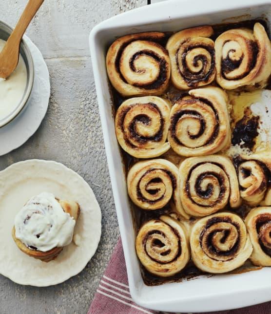 TOP : 8 savoureux desserts d'automne à la cannelle