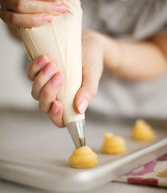 Comment faire de la pâte à choux