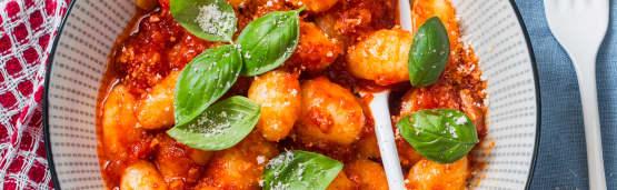 Des recettes italiennes classiques