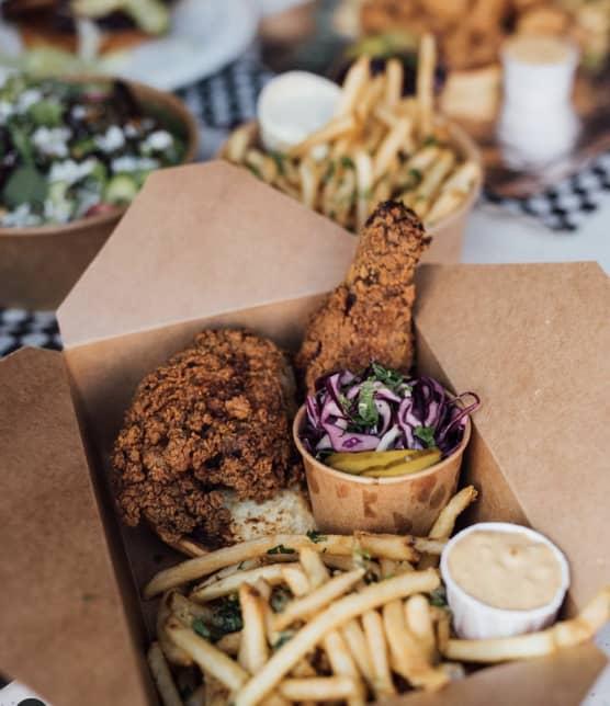 Bar le Pick Up : un nouveau resto de quartier visité par Coups de food