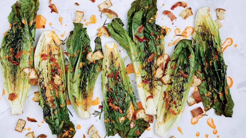TOP : 7 légumes grillés au BBQ