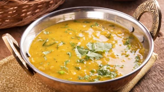 TOP : 7 recettes de soupes aux lentilles