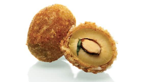 olives frites