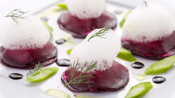 Recette Décume Moléculaire Zeste Foodlavie - Écumer cuisine