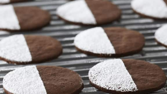 Recette De Tranches De Biscuits Au Chocolat Foodlavie