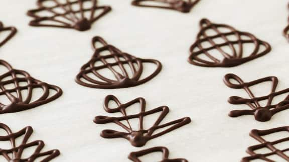 Décorations En Chocolat