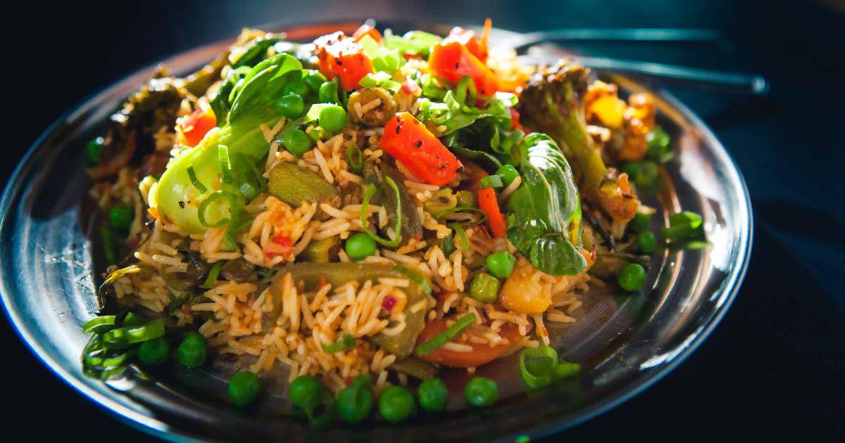 Recette De Biryani Aux Legumes Melanges Foodlavie