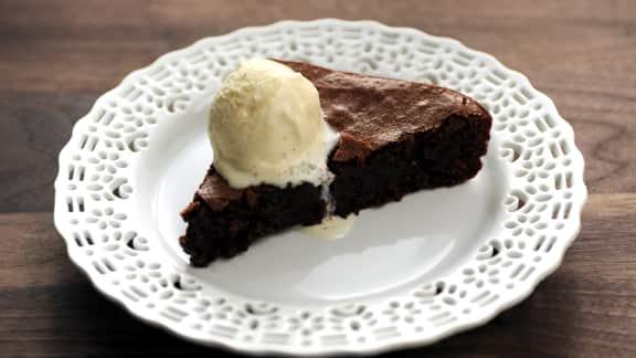 Brownies aux épices