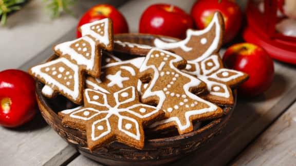 Recette De Biscuits Au Pain D Epices Foodlavie