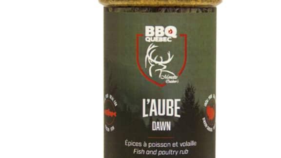 BBQ Québec - L'aube, 9,99$