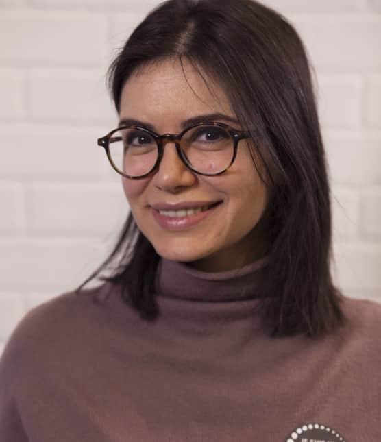 Cynthia Irani