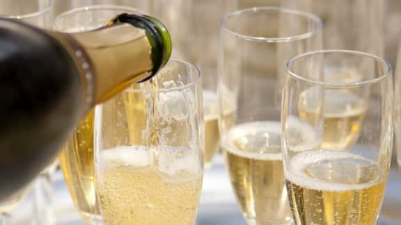 15 bouteilles de champagne à 50 $ ou moins!