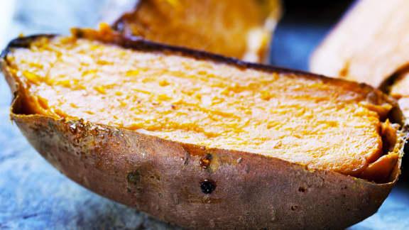 Les patates BBQ