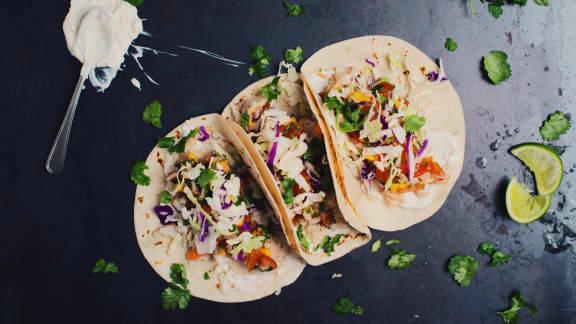TOP : 10 recettes de tacos maison pour la semaine