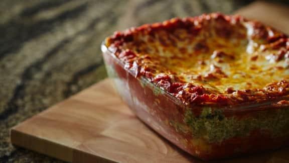 Recette De Lasagne Rapido De Semaine Foodlavie