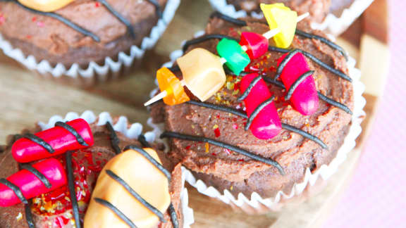 Comment créer un motif de BBQ sur cupcakes en 7 étapes faciles