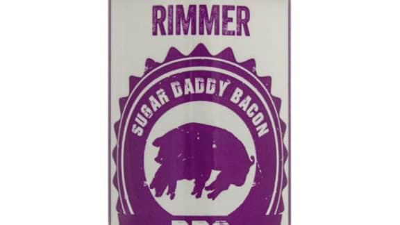 BBQ Québec - Sugar Daddy Rimmer, 7,99$