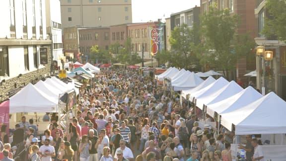 Festival des vins de Saguenay