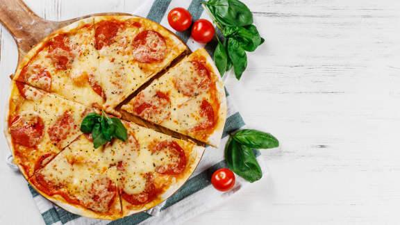 La pizza et le « fauxmage », ça fait bon ménage!