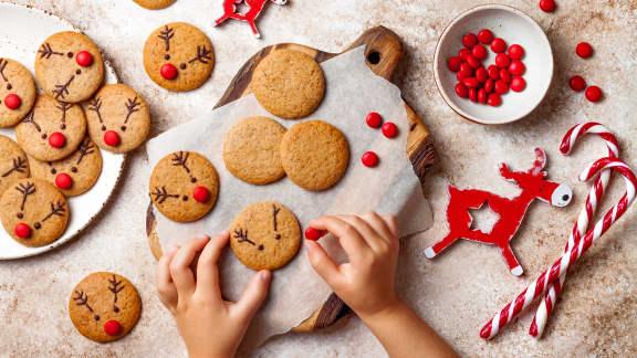 5 façons originales de décorer vos biscuits de Noël