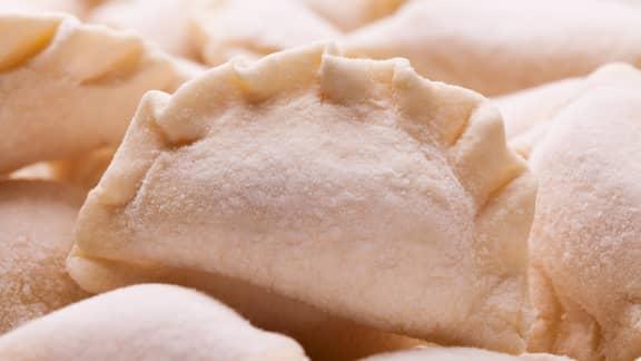 Pâte à dumplings maison