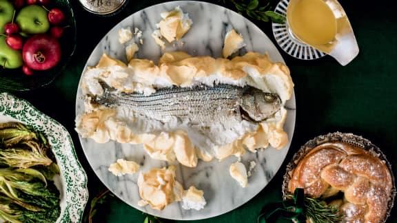 TOP : Recettes pour cuisiner des viandes et des poissons en croûte