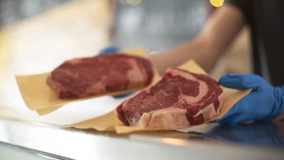L'ABC du steak avec le boucher Olivier Brière