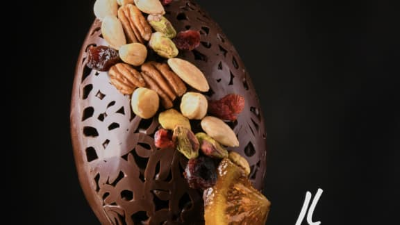 Nos experts proposent leurs chocolats pour Pâques !