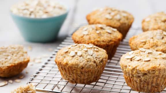 Muffins santé : les astuces de nos nutritionnistes