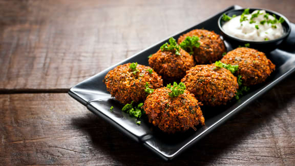 TOP : des recettes de falafels pour tous les goûts!
