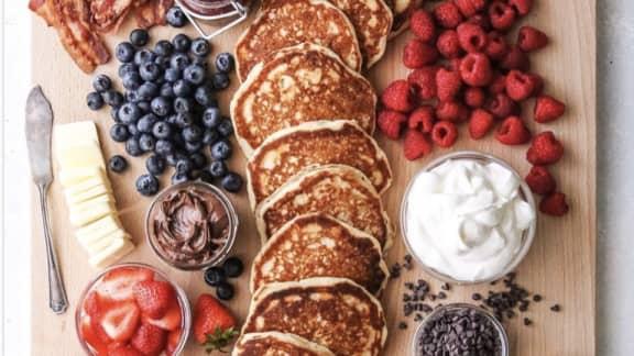 Tendances cuisine: les planches à crêpes !