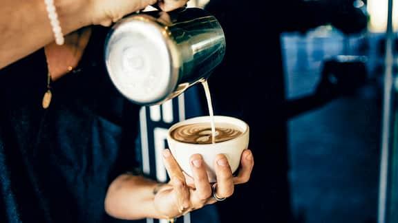 Le café Érudit à Chicoutimi