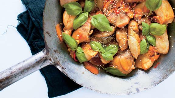 TOP : Des recettes de poulet santé