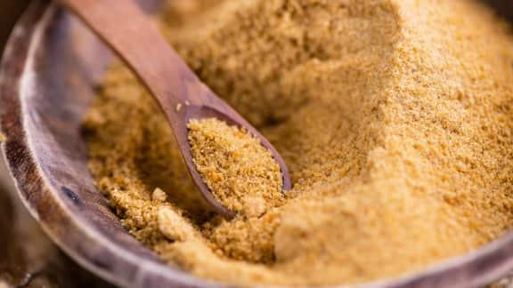 Le sucre de noix de coco, qui dit mieux?