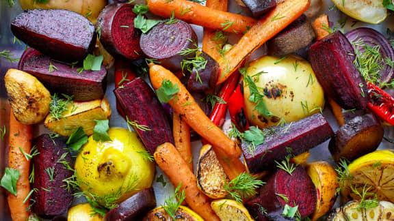 TOP : 10 légumes d'hiver à cuisiner