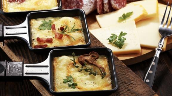 TOP : 5 recettes originales pour se faire une raclette maison