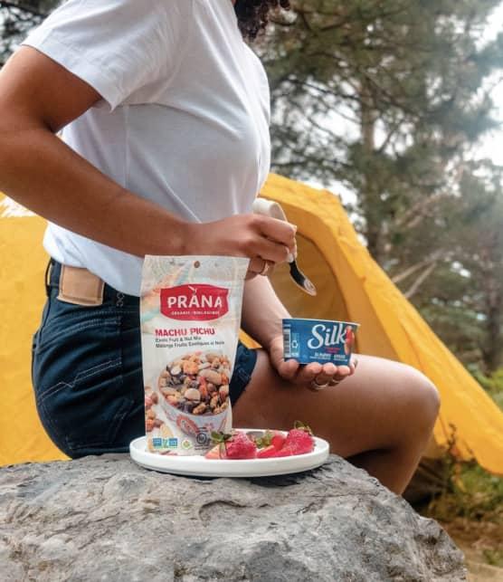 5 compagnies québécoises qui proposent des collations nutritives