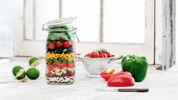 Cuisinez des lunchs santé qui rendront tous vos collègues envieux!
