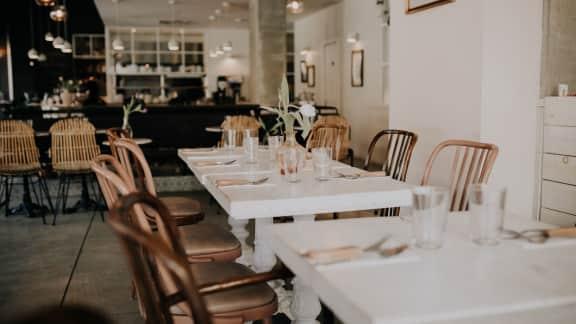 9 restaurants à Montréal où célébrer la Saint-Valentin