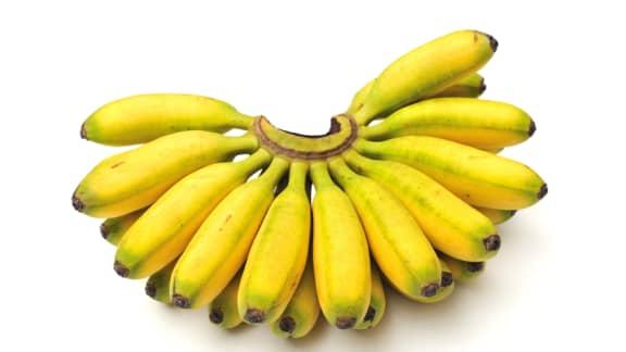 Bananes miniatures