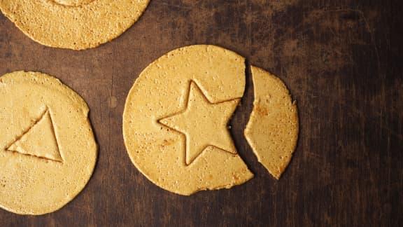 Squid Game : voici la fameuse recette de biscuits Dalgona!