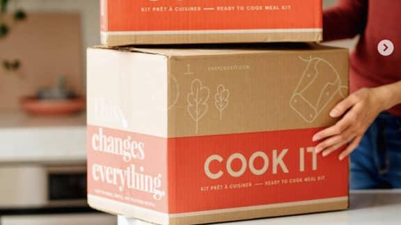 3 boîtes repas pour se régaler à la maison tout en encourageant local