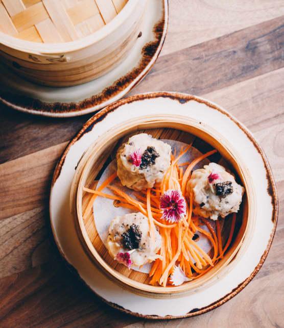 Un brunch «dumplings à volonté» offert à ce restaurant
