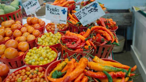 Un défi pour apprendre à consommer 100% local!