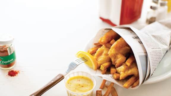 TOP : Recettes de fish and chips faciles pour vous sentir en vacances