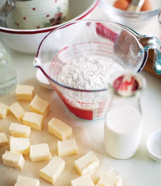 Comment faire une pâte brisée pur beurre