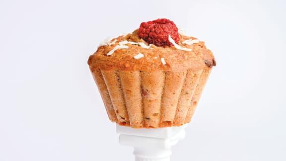 Ah ! Bomba Rosaaa, le muffin